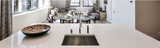 Caesarstone quartz surface Blizzard 2141