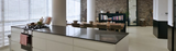 Caesarstone quartz surface Jet Black 3100