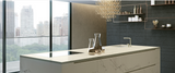 Caesarstone quartz surface Statuario Nuvo 5111