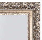 Satin Gold Carved Wall Mirror - 6 different sizes