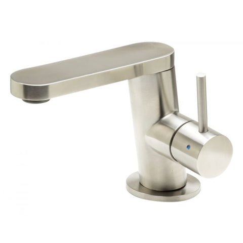 AB1010 Ultra Modern Solid Stainless Steel Bathroom Faucet