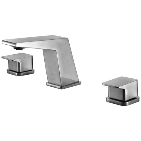 Modern Widespread Bathroom Faucet MSRP: $405.00-505.00