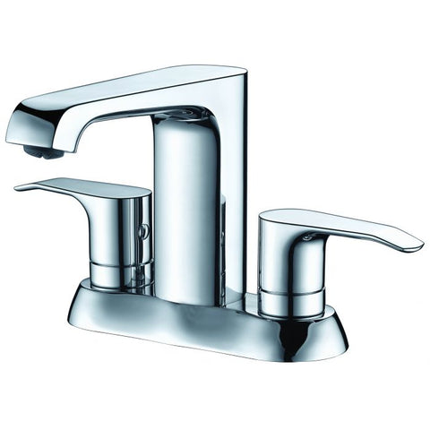 AB1493 Two-Handle 4 Inch Centerset Bathroom Faucet