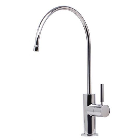 Modern Solid Stainless Steel Goose Neck Water Dispenser