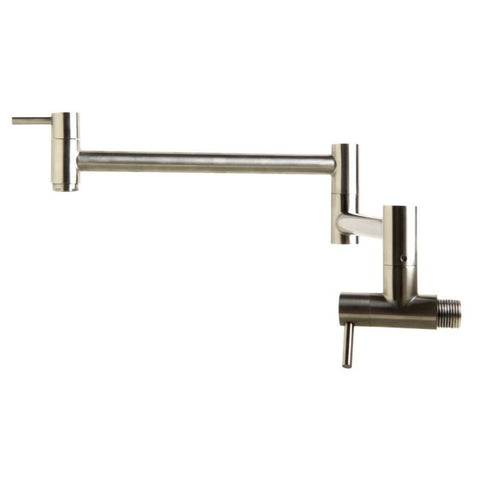 AB5019 Stainless Steel Retractable Pot Filler Faucet