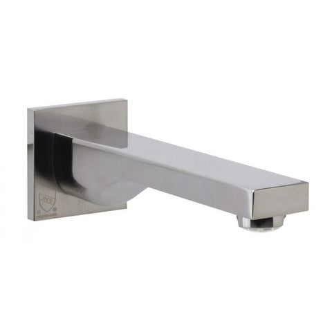 Square Tub Filler Bathroom Spout Polished or Brushed