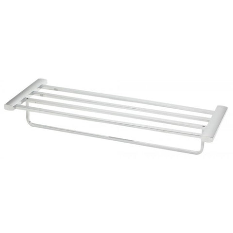24 Inch Towel Bar & Shelf Bathroom Accessory