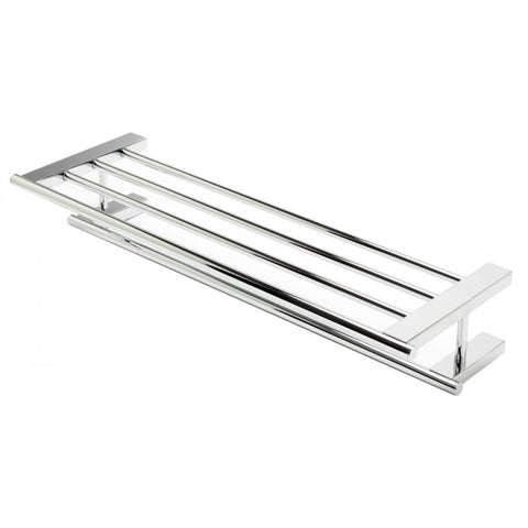 26 Inch Towel Bar & Shelf Bathroom Accessory