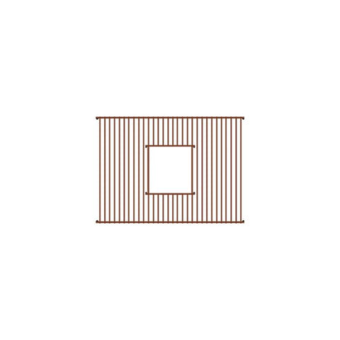 Rectangular Protection Grid for Copper Sink WH1921COUM MSRP: $230.00