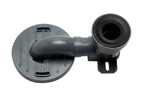 Replacement PVC Toilet Trap for TB356   MSRP: $150.00