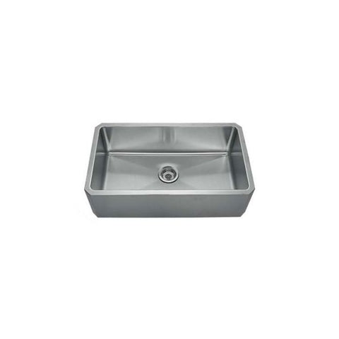 "32"" Stainless Steel Apron Undermount Kitchen Sink"