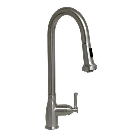 Waterhaus Lead Free Solid S. Steel Single-Hole Faucet