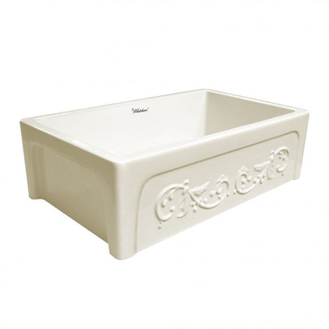 "33"" Glencove St. Ives Front Apron Fireclay Kitchen Sink"