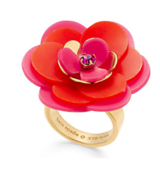 Anillo Kate Spade Cocktail