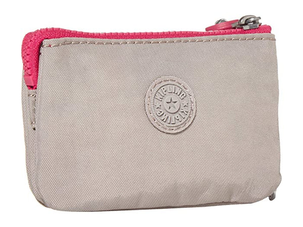 Monedero Kipling Mini Creativity Gris Now