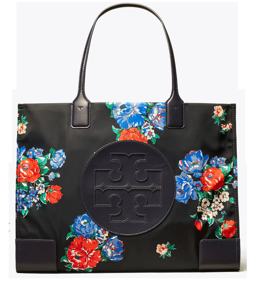Bolsa Tory Burch Ella Printed Tote Bag