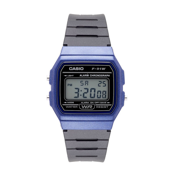 Reloj Casio Unisex F-91WM-2ACF - illa Elite Fashion Suppliers