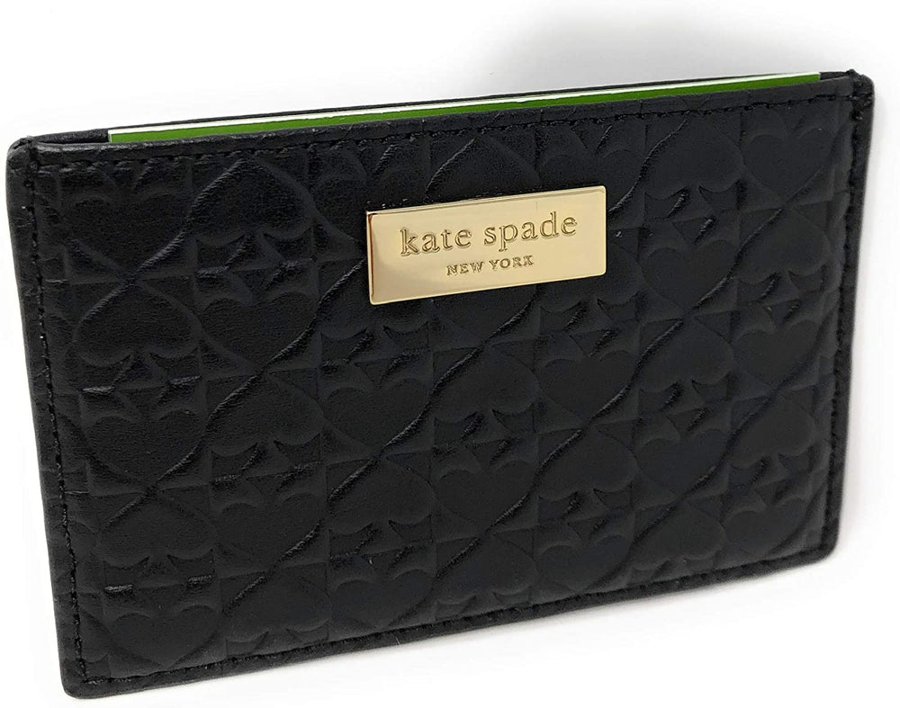 Tarjetero Kate Spade Penn Place Embossed Graham