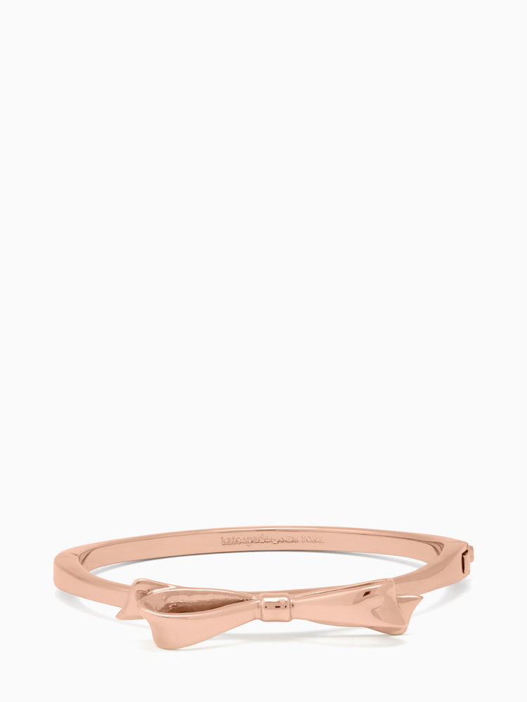Pulsera Kate Spade Love Notes Large Bow Bangle