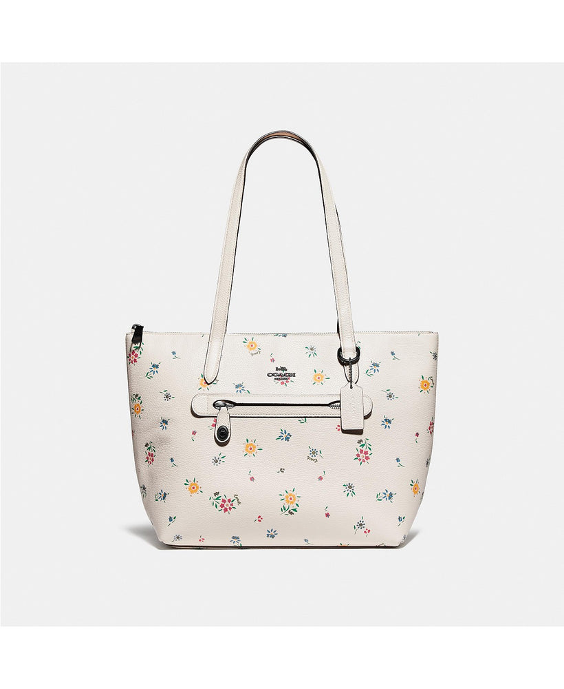 Bolsa Coach Taylor Tote With Wildflower Print