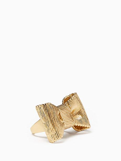 Anillo Kate Spade All Wrapped Up Statement Ring