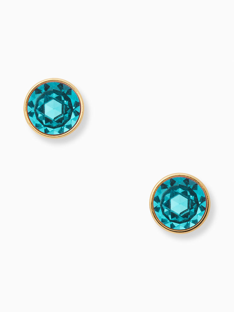 Aretes Kate Spade TAMAÑO MINI Reflecting Pool Mini Round Studs