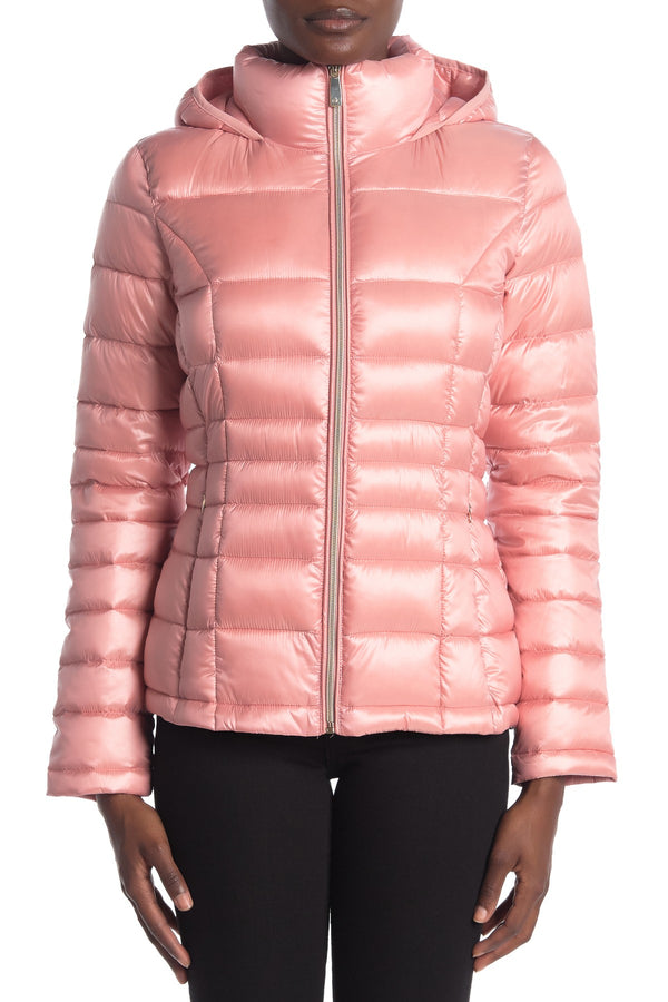 Chamarra Para Mujer Calvin Klein Empacable Puffer Jacket - illa Elite Fashion Suppliers