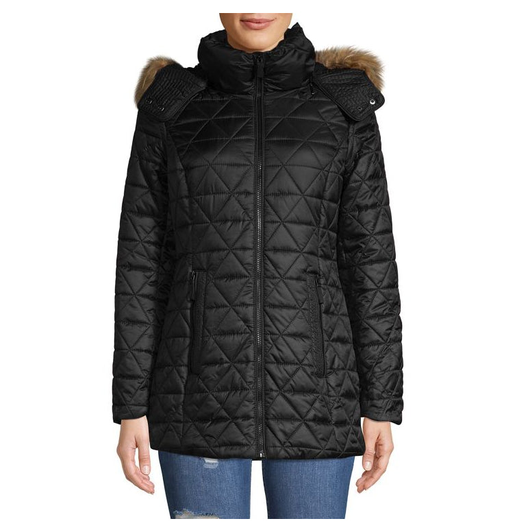 Chamarra Abrigo Marc New York Rosebank Quilted
