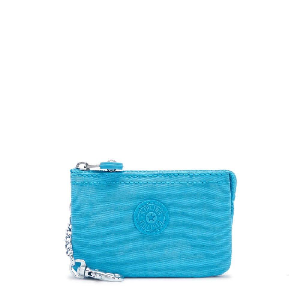 Monedero Kipling Mini Creativity Azul Celeste