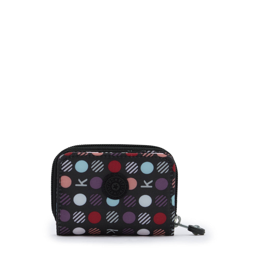 Cartera Kipling Tops Negra C/ Colores