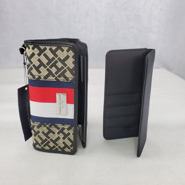 Cartera Tommy Hilfiger Sobre Estampado Monograma Mujer - illa Elite Fashion Suppliers