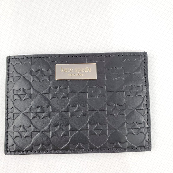 Tarjetero Kate Spade Penn Place Embossed Graham - illa Elite Fashion Suppliers