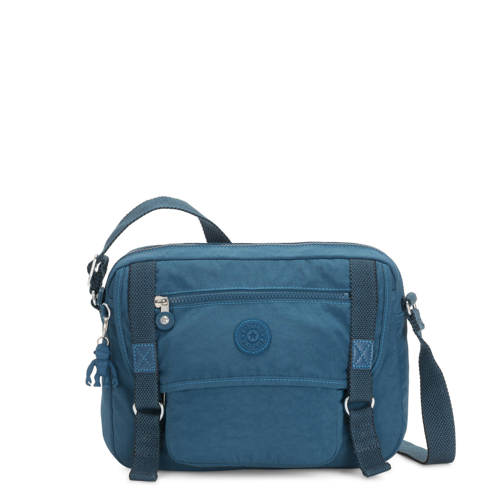 Bolsa Kipling Gracy Crossbody Bag Mystic Blue