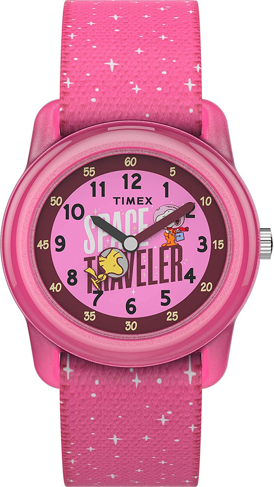 Reloj Snoopy Timex Para Niña My First Timex Easy Reader