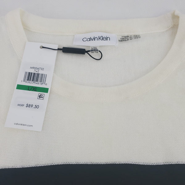 Poncho Calvin Klein L-XL - illa Elite Fashion Suppliers