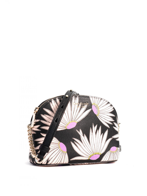 Bolsa Kate Spade Spencer Falling Flower Small Dome Crossbody