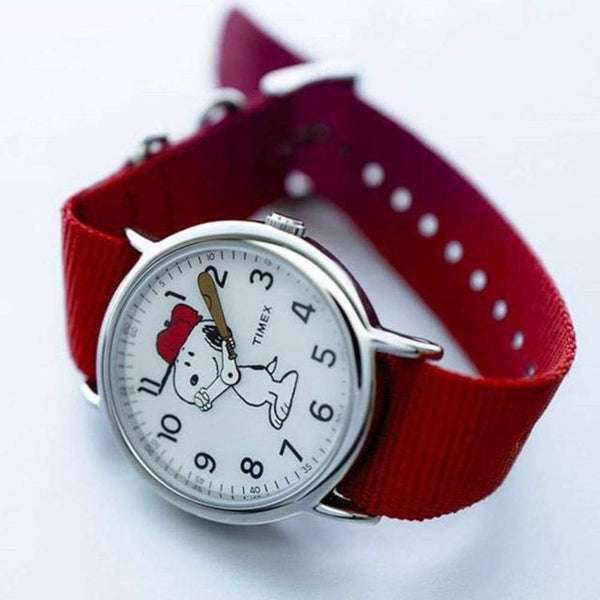 Reloj Snoopy Timex Unisex - illa Elite Fashion Suppliers