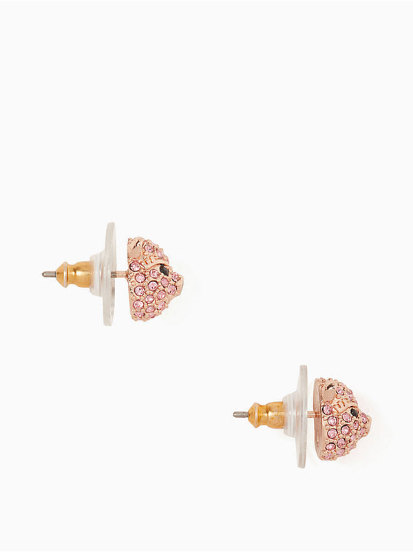Aretes Kate Spade Imagination Pave Pig Studs - illa Elite Fashion Suppliers