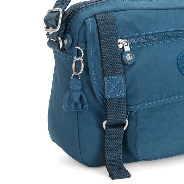 Bolsa Kipling Gracy Crossbody Bag Mystic Blue - illa Elite Fashion Suppliers