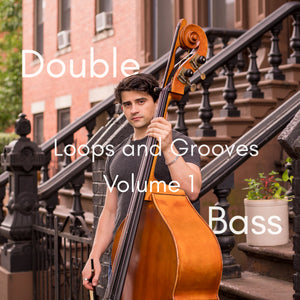 Double Bass Loops and Grooves (Vol 1)