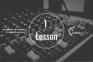 One Music Production Lesson