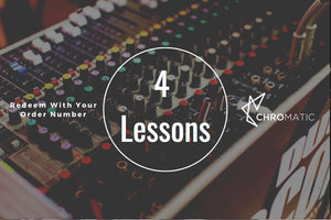 4 Music Production Lessons