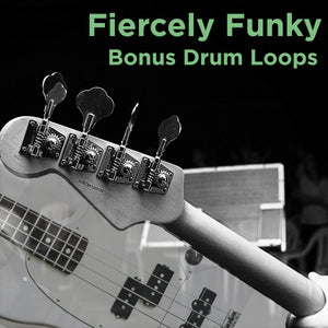 Fiercely Funky: Bonus Drum Loops