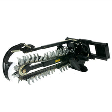 "Digga 900mm Dig Bigfoot Trencher - 1 5/8"" Chain"