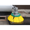 Digga 1600mm Wide Bucket Broom - 610mm (24 Inch) Polyester Brush