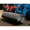 Digga 2500mm Wide Bucket Broom - 610mm (24 Inch) Polyester Brush