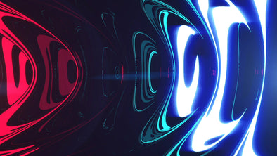 VJ Loop - Tunnel Ripples - Professional VJ Background Loops [EnvyLoops.com]