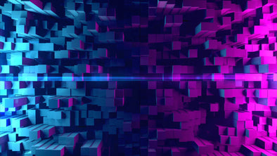 VJ Loop - Squared - Professional VJ Background Loops [EnvyLoops.com]