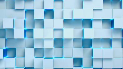 VJ Loop - Glacier Cubes V1 - Professional VJ Background Loops [EnvyLoops.com]