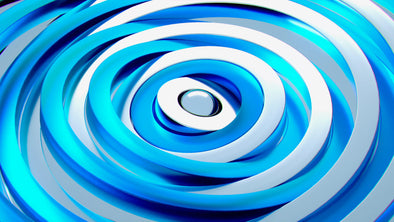 VJ Loop - Glacier Rings - Professional VJ Background Loops [EnvyLoops.com]